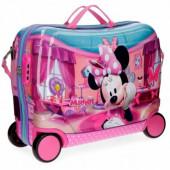 Mala viagem trolley ABS Minnie Disney Smile