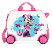 Mala Viagem Trolley Laços Minnie Mouse Disney
