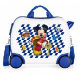 Mala Viagem Trolley Racers Mickey Disney