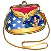 Malinha ombro Superhero Girls DC Mulher Maravilha