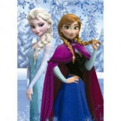 Manta Polar Ana Elsa Frozen