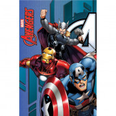 Manta Polar Avengers 100x150cm