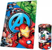 Manta Polar Avengers Heroes Friends