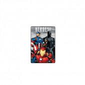 Manta Polar Avengers Heroes