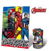 Manta Polar Avengers Silhouette