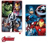 Manta Polar Avengers Sortido