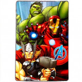 Manta Polar Avengers Vingadores