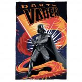 Manta Polar Darth Vader dos Star Wars
