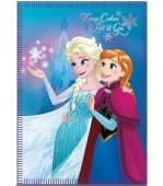 Manta Polar Disney Frozen Sisters Sortido