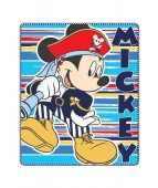 Manta Polar Disney Mickey sOLTEIRO