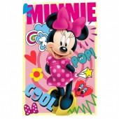 Manta polar Disney Minnie  Cool