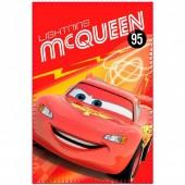 Manta polar Faísca McQueen Cars