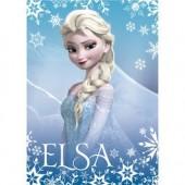Manta Polar Frozen Elsa