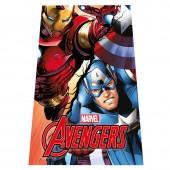 Manta polar Marvel Iron Man vs Capitão América
