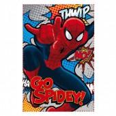 Manta Polar Marvel Spiderman Go Spidey!