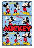 Manta Polar Mickey 100x150cm