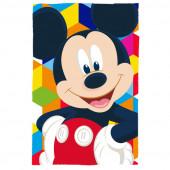 Manta Polar Mickey Feliz