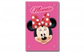 Manta Polar Minnie Disney - Alegria