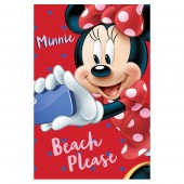 Manta polar Minnie Disney - Beach Please