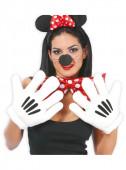 Mãos Rato Mickey