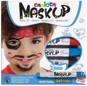 Maquilhagem Carnaval Carioca Maskup