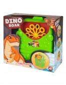 Máquina Bolas de Sabão Dinossauro