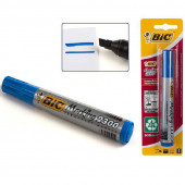 Marcador permanente Bic azul 2300