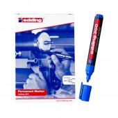 Marcador permanente Edding 300 03 Azul 10 unid