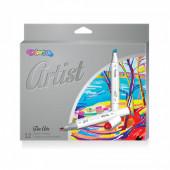 Marcadores Desenho Artist 12 Cores Colorino