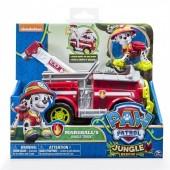Marshall Jungle Truck Veículo básico + figura