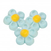 Marshmallows Margaridas Azuis 900g