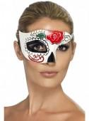 Máscara Katrina - Acessório Carnaval