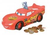 Mealheiro Cars Faisca McQueen 24cm
