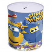Mealheiro cilíndrico Super Wings