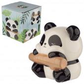 Mealheiro Panda Cerâmica