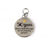 Medalha 50 Years