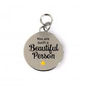 Medalha Beautiful Person