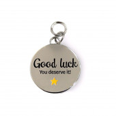 Medalha Good Luck