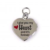 Medalha Heart