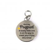 Medalha Pregnant