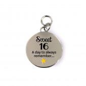 Medalha Sweet 16