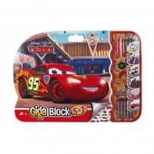 Mega Bloco Actividades  Cars Disney 5 em 1