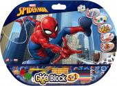 Mega Bloco Actividades Spiderman 5 em 1