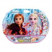 Mega Bloco Atividades Frozen 2 5 em 1