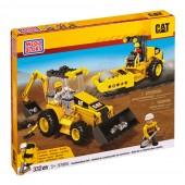 Mega CAT Construção na Estrada