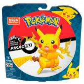 Mega Construx Pokémon Pikachu 211 peças