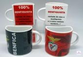 Meia Caneca Benfica