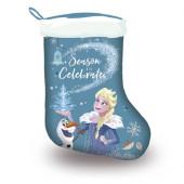 Meia Natal Frozen 2