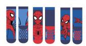 Meias Antiderrapantes Sortidas Spiderman