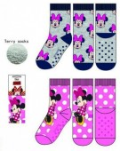 Meias antideslizantes Disney Minnie Mouse sortidas